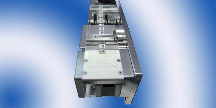 Label Feeder mit Siemens-Adapter